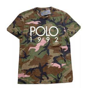 Polo Ralph Lauren 1992 Stadium Camouflage T-Shirt